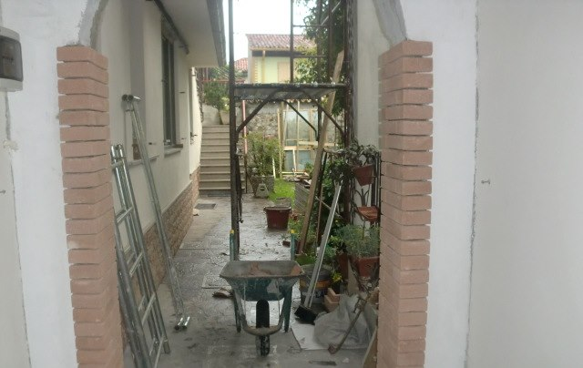 Interventi murari